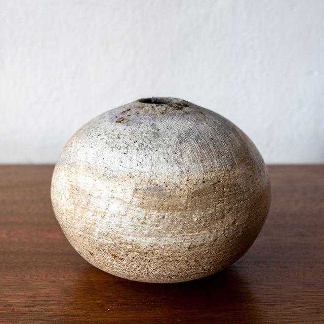 Adam Silverman Contemporary Ceramic Vase For Sale - Image 10 of 10