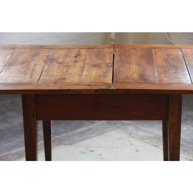 Late 19th Century Card Table with Tilt Top Mechanism For Sale In New York - Image 6 of 10