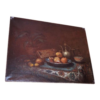 French 19th Century Still Life Painting For Sale