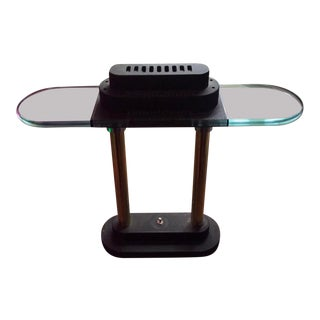 Robert Sonneman for George Kovacs Memphis Style Lamp For Sale