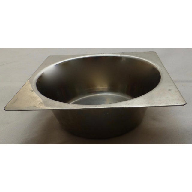 Danish Modern Stainless Steel Bowls - Set of 4 For Sale - Image 5 of 11