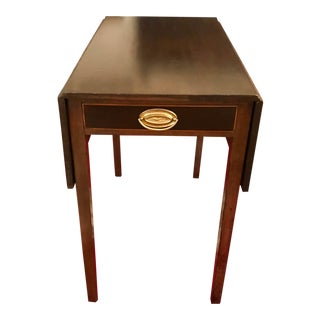 Antique 19th Century George III Mahogany Pembroke Table For Sale