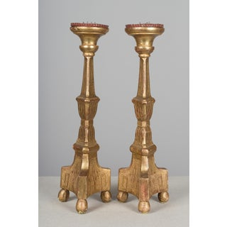 Pair of 19th Century French Candlesticks Preview