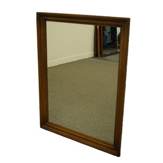 Ethan Allen Classic Manor Dresser / Wall Mirror For Sale