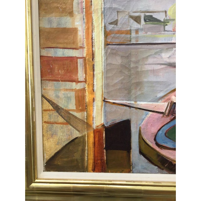 Mid-Century Still Life Painting For Sale - Image 4 of 12