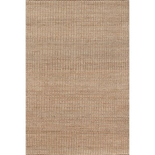 "Madcap Cottage Hardwick Hall Holkham Natural Area Rug 2'3"" X 8' Runner For Sale"