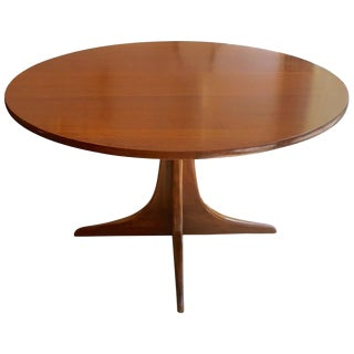 1960s Mid-Century Modern Heywood Wakefield Cliff House Dining Table For Sale