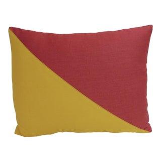 Antique Textiles Galleries Nautical Collection Oscar Decorative Pillow