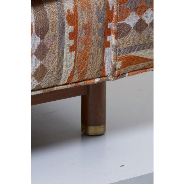 1960s Huge Sectional Sofa by Edward Wormley for Dunbar (Upholstery Needed) For Sale - Image 5 of 13