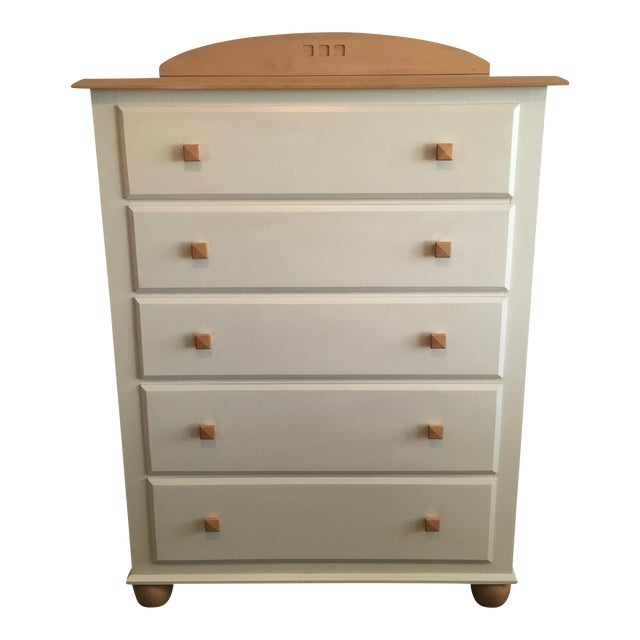 Ethan Allen Maple Dresser - Image 1 of 11