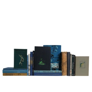 Fishing Wonders Book Set For Sale