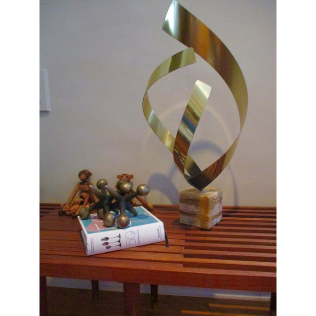 Mid-Century Bill Curry Style Jacks Bookends - A Pair - Image 5 of 5