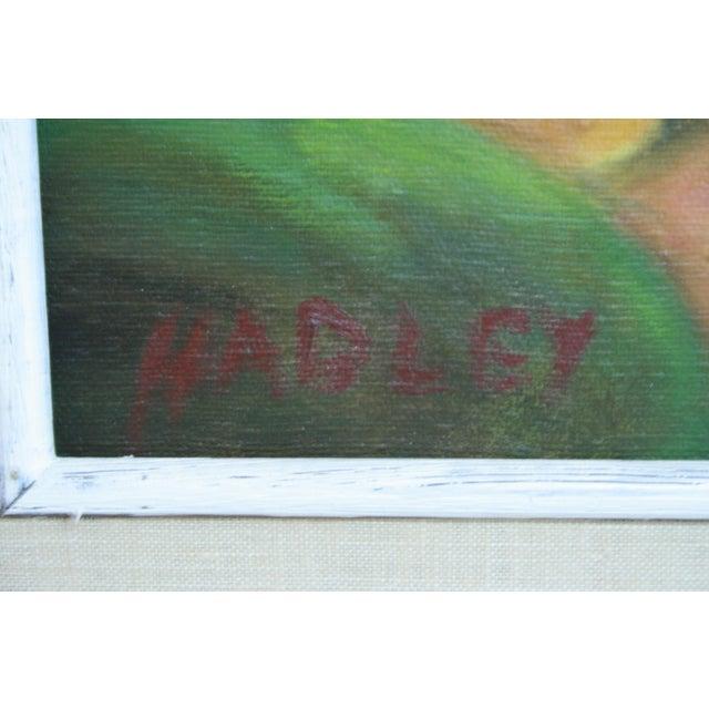 """Acrylic Fruit Painting - 20"""" x 17"""" - Image 6 of 7"""
