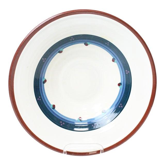 Image of Vintage Portland White Pottery Bowl