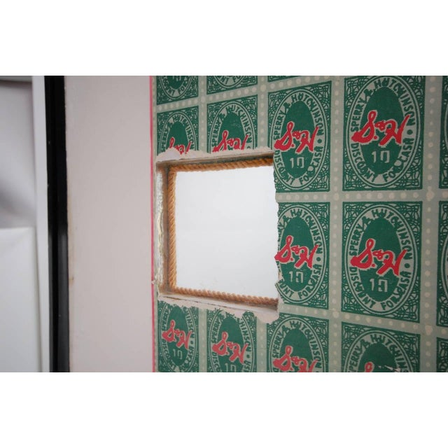 Andy Warhol S&h Green Stamps Folding Screen For Sale - Image 4 of 12