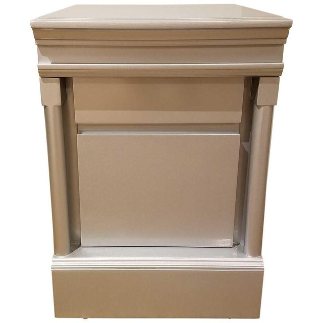 John Saladino Tuscan End Table For Sale In New York - Image 6 of 6