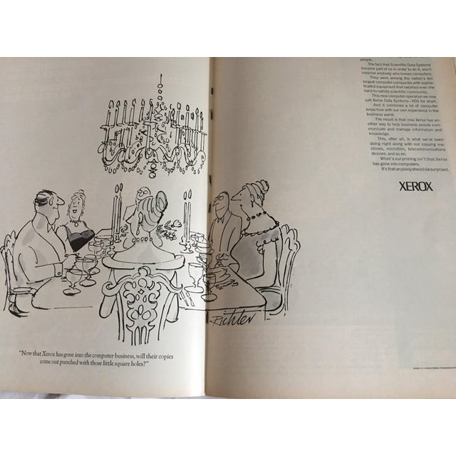 1956, 1963 & 1970 New Yorker Magazines With Steig Covers - Set of 3 - Image 11 of 11