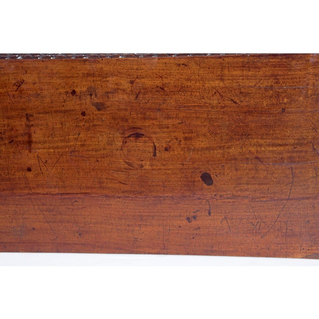 Mid-18th Century Early George III Mahogany Card Table For Sale - Image 9 of 13