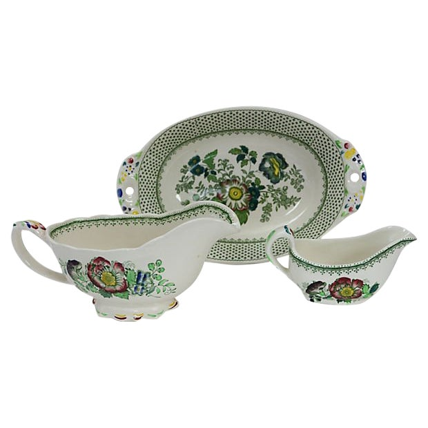 Mason's Paynsley Serving Set For Sale