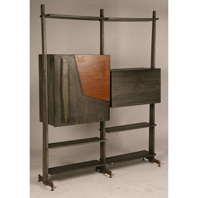 Mid-Century Modern Mid-Century Modern Modular Etagere For Sale - Image 3 of 6