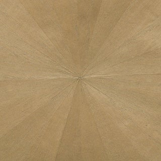 Maya Romanoff Ajiro Sunburst Wood Veneer: Oak Luster - Wood Veneer Wallcovering, 18 yds (16.5 m) For Sale
