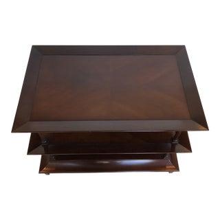 Baker Furniture Jacques Garcia Baker 3-Tiered Table For Sale