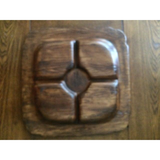 Vintage Treasure Craft Serving Platter - Image 4 of 5