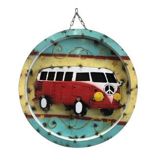 """""""Handmade Volkswagen Bus Sign """" For Sale"""