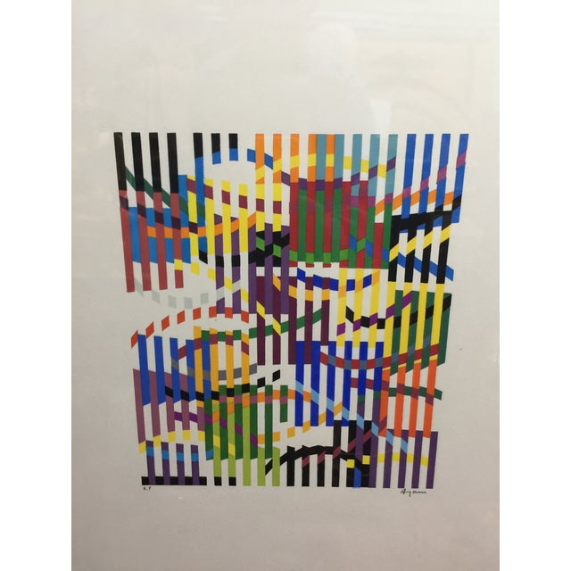 "Rare Artist Proof of this 1965 lithograph. Signed by Artist. The image is 12""x11"". Overall 27"" x 20"". In excellent..."