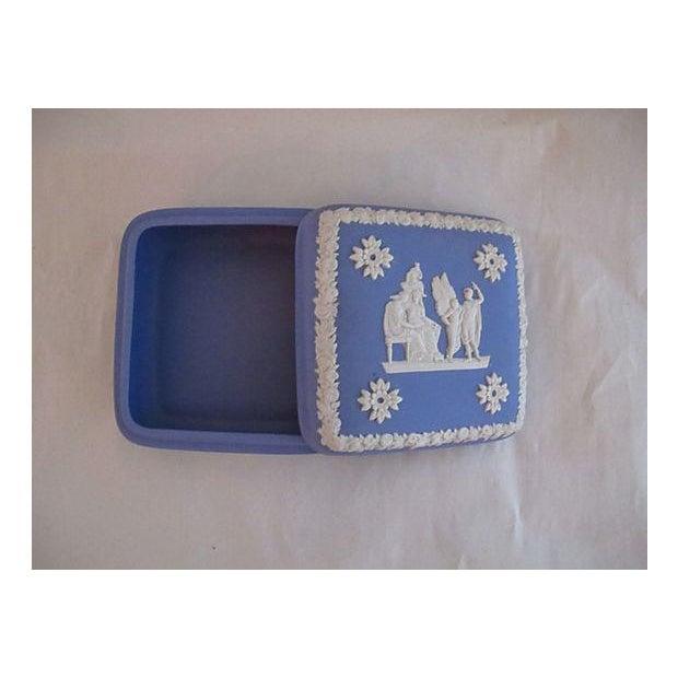 Wedgwood Jasperware Trinket Box - Image 5 of 5