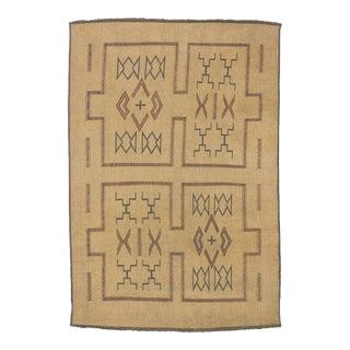 Mid 20th Century Moroccan Tuareg Rug For Sale