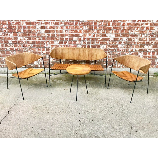 Mid-Century Modern Arthur Umanoff for Shaver, Howard & Raymor Seating Set- 4 Pieces For Sale - Image 13 of 13