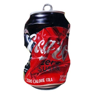 """Coke Zero"" Contemporary Limited Edition Giclée Print by Jack Verhaeg For Sale"