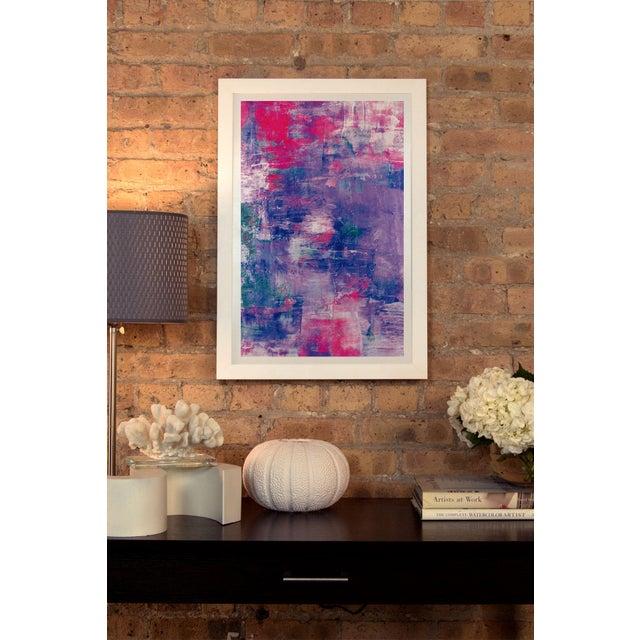 """Off the Grid VI"", Framed Print by Julia DI Sano - Image 3 of 3"