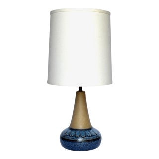 Soholm Stentoj Danish Modern Table Lamp, 1960s For Sale