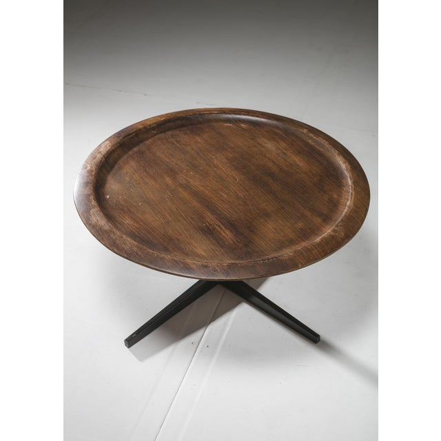 Mid-Century Modern Side Table by Gianni Moscatelli for Forma Nova For Sale - Image 3 of 10