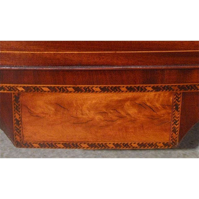 Portsmouth, New Hampshire Federal Chest of Drawers For Sale - Image 10 of 11