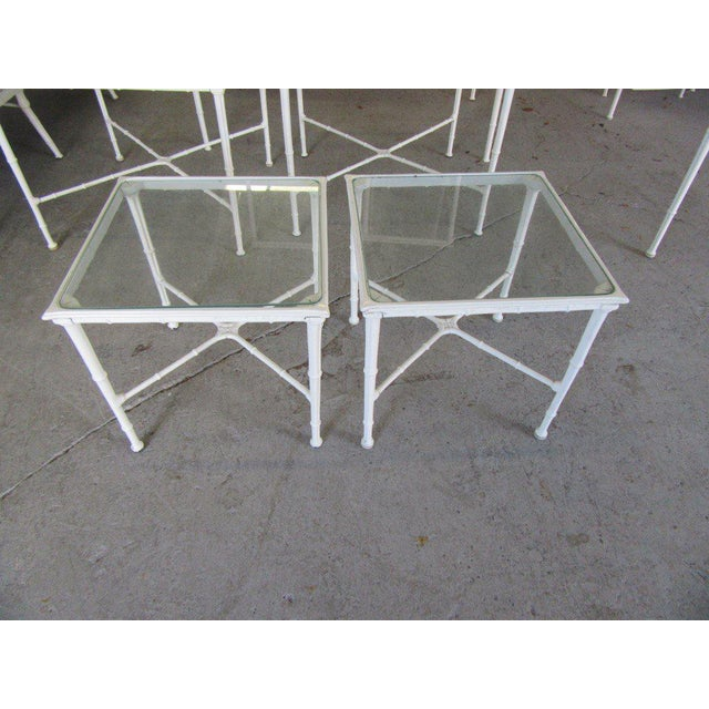 Brown Jordan Brown Jordan Side Tables - a Pair For Sale - Image 4 of 8