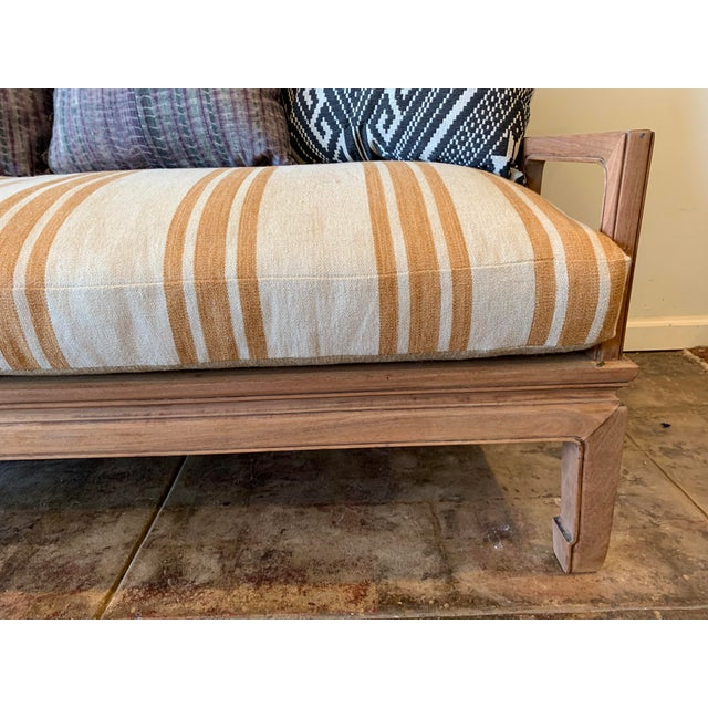Mid Century Stripped Down American Day Bed For Sale - Image 4 of 6