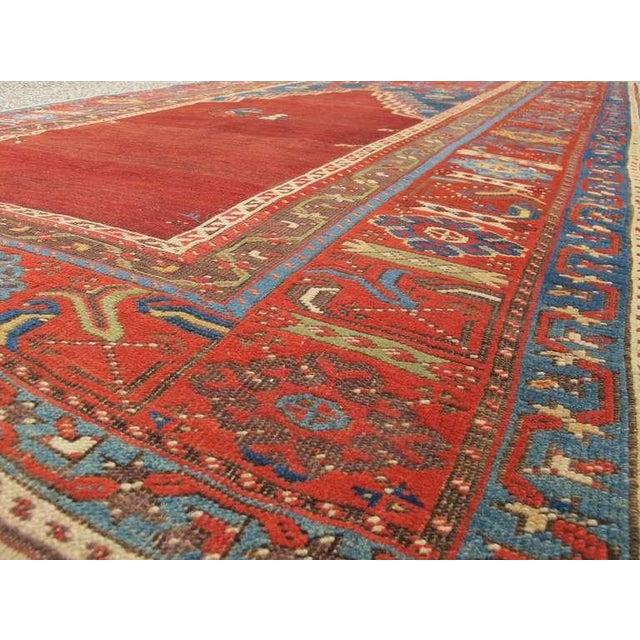 Turkish Ladik Rug For Sale - Image 4 of 6