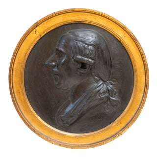 19th Century French Portrait Bust For Sale