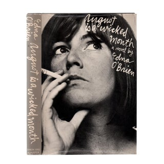 "1965 ""First Edition, Wicked Month"" Collectible Book For Sale"