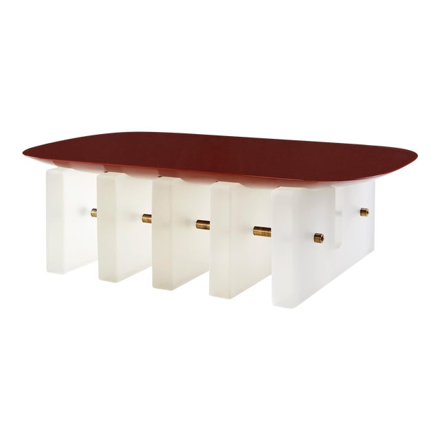 Segment 5 Coffee Table by APPARATUS For Sale