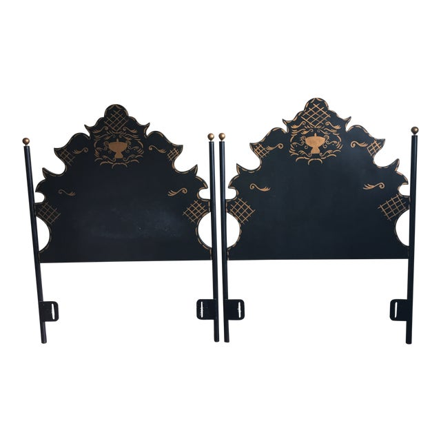 Traditional Headboards - a Pair For Sale