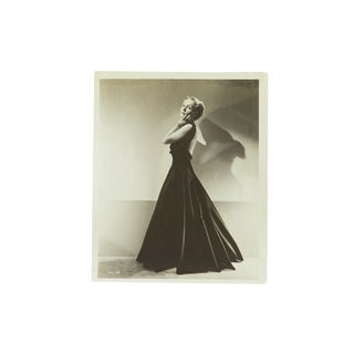 Vintage Carole Lombard Photograph Russell Birdwell For Sale