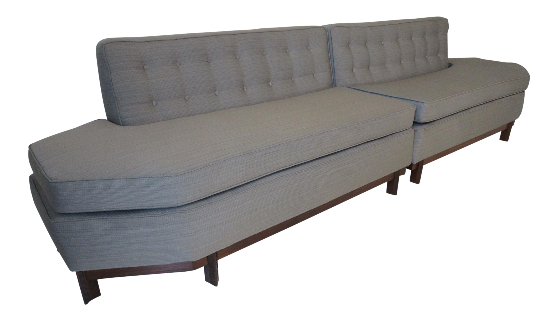 Frank Lloyd Wright Sectional Sofa by Heritage Henredon - Image 1 of 11  sc 1 st  Decaso & Exquisite Frank Lloyd Wright Sectional Sofa by Heritage Henredon ...