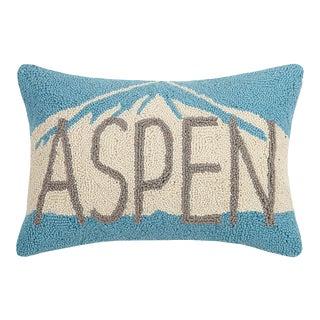 """Aspen Hook Pillow, 12"""" x 18"""" For Sale"""