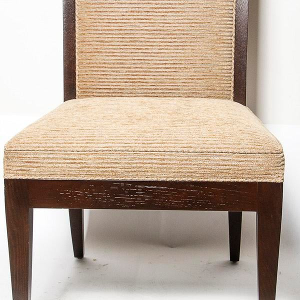 Mid-Century Modern David Sutherland Contemporary Accent Chair For Sale - Image 3 of 4