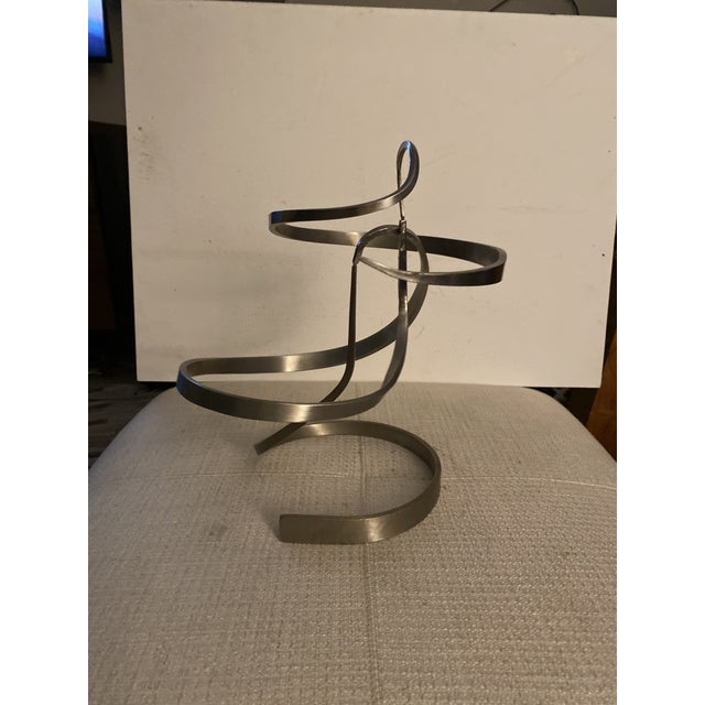 2000 - 2009 1991 Michael Cutler Mobile Kinetic Sculpture For Sale - Image 5 of 12