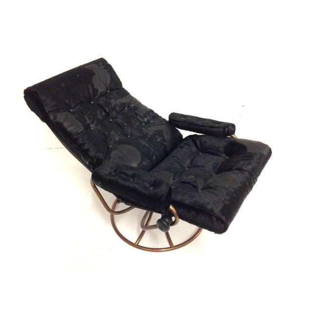 Ekornes Mid-Century Modern Lounge Chair - Image 6 of 7